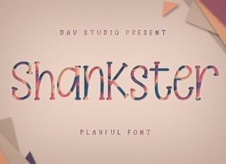 Shankster Font