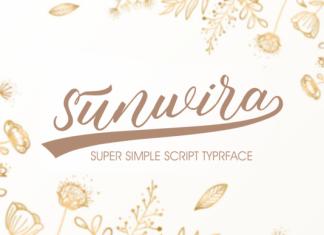 Sunwira Font