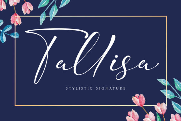 Tallisa Font