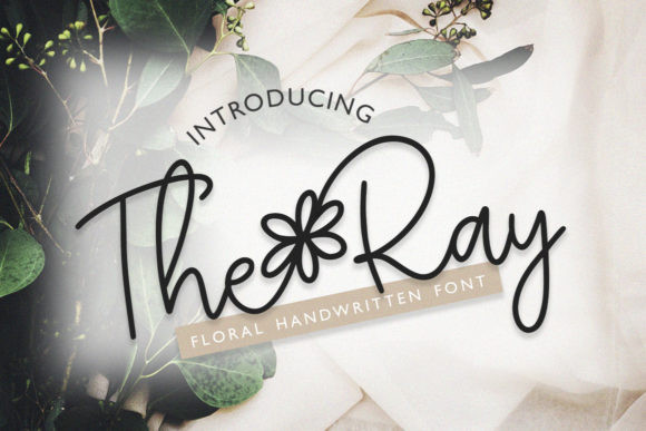 The Ray Font