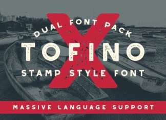 Tofino Font