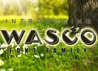 Wasco Font