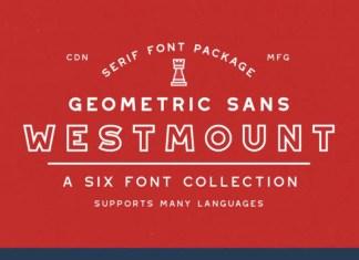 Westmount Font