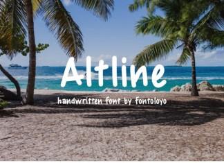 Altline Font