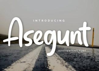 Asegunt Font