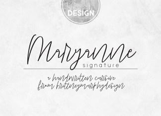 Maryanne Font