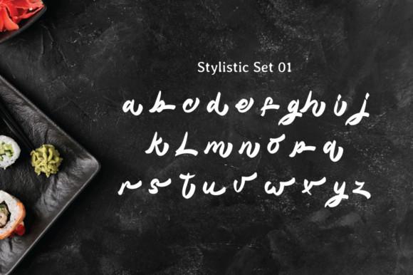Niagato Font