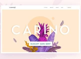 Carino Font