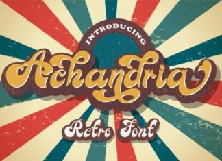 Achandria Font