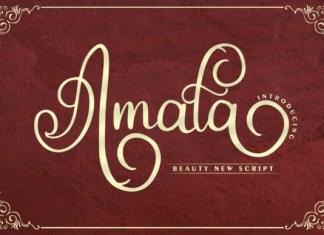 Amala Font