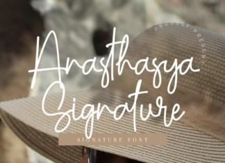 Anasthasya Font
