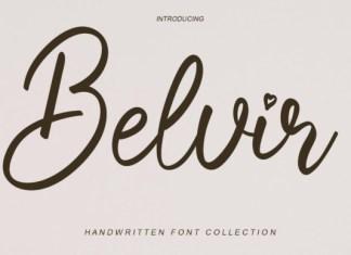 Belvir Font