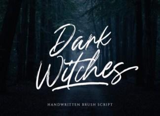 Dark Witches Font