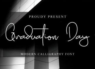 Graduation Day Font
