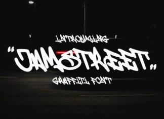 Jamstreet Font
