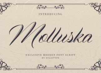 Molluska Font