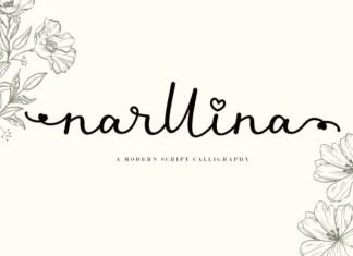 Narllina Font