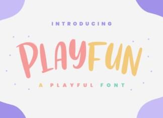 Playfun Font