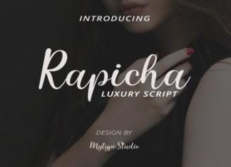 Rapicha Font