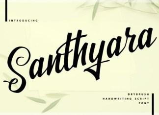 Santhyara Font