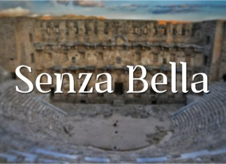 Senza Bella Font