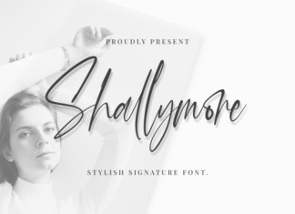 Shallymore Font