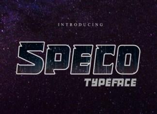 Speco Font