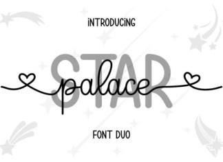 Star Palace Font