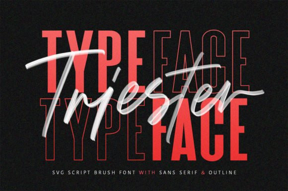 Triester Font