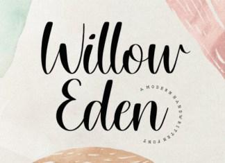 Willow Eden Font