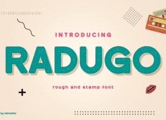 Radugo Font