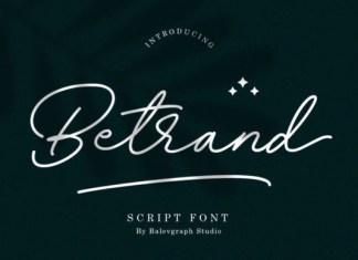 Betrand Font