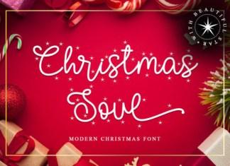Christmas Soul Font