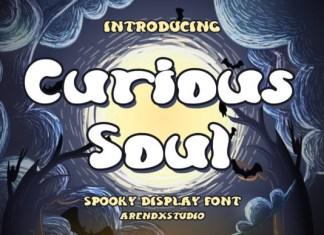 Curious Soul Font