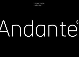 Andante Font