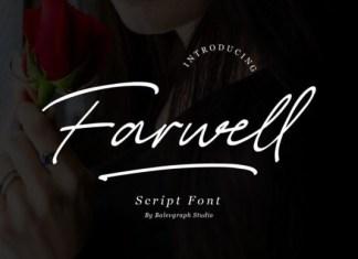 Farwell Font