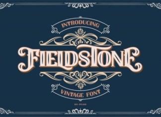 FIELDSTONE Font