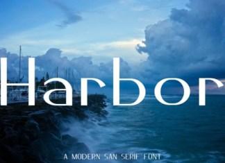 Harbor Font