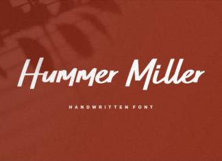 Hummer Miller Font