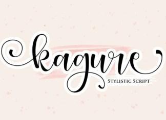 Kagure Font
