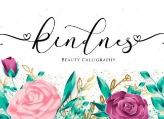 Kindnes Font
