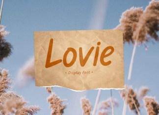 Lovie Font