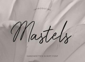 Mastels Font