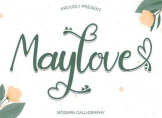 Maylove Font