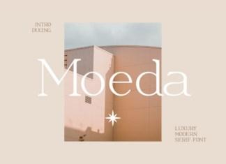 Moeda Font