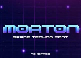 Morton Font