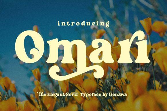 Omari Font