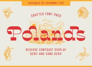 Polands Font