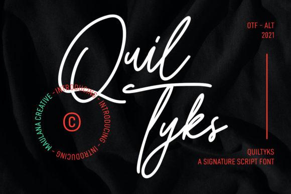 Quiltyks