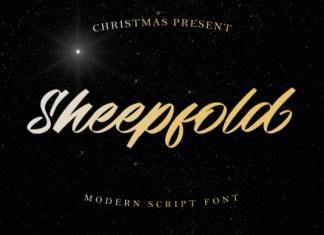 Sheepfold Font